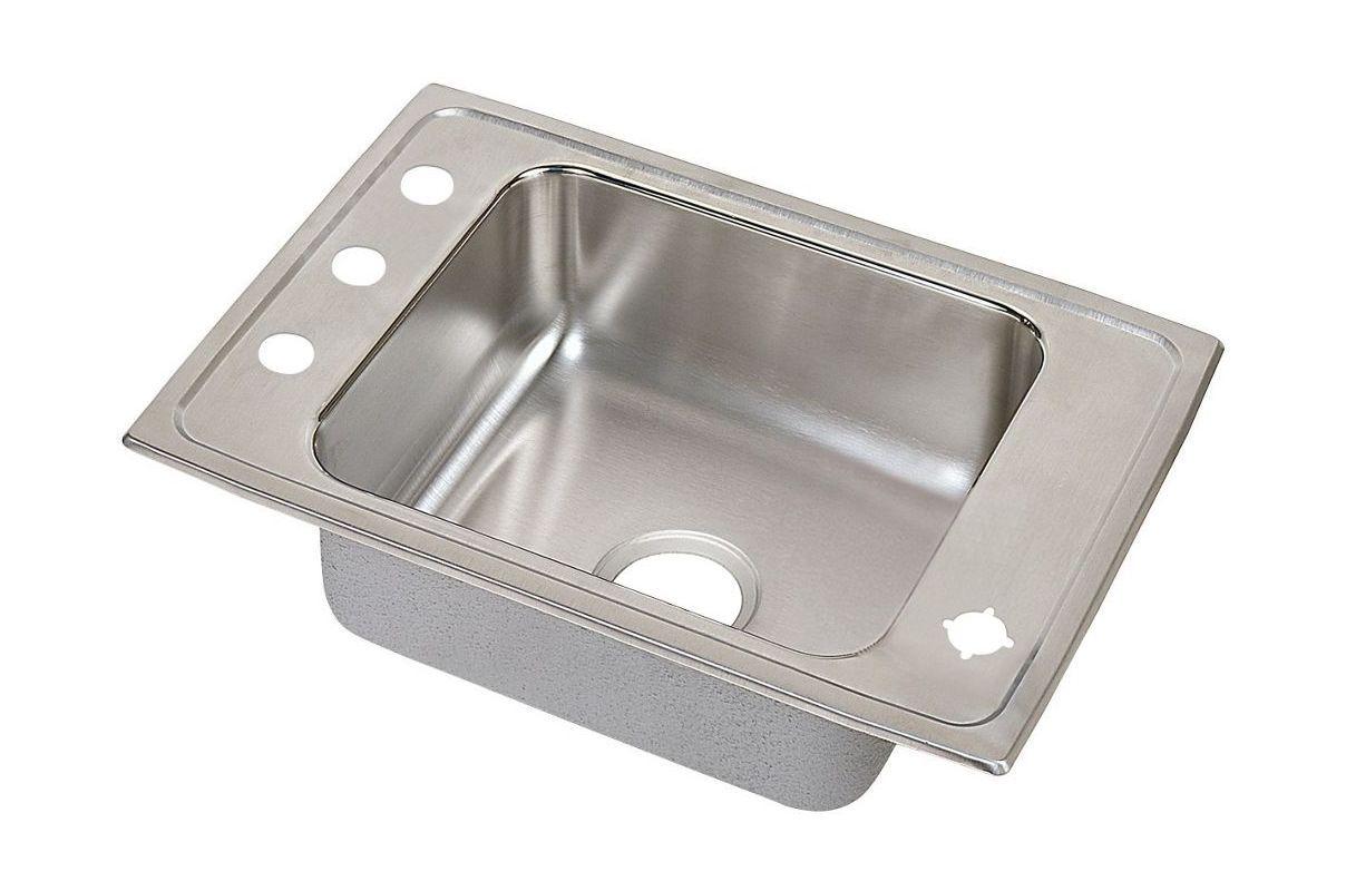 Elkay Drkadq251765 Stainless Steel Utility Sink Utility Sink Sink