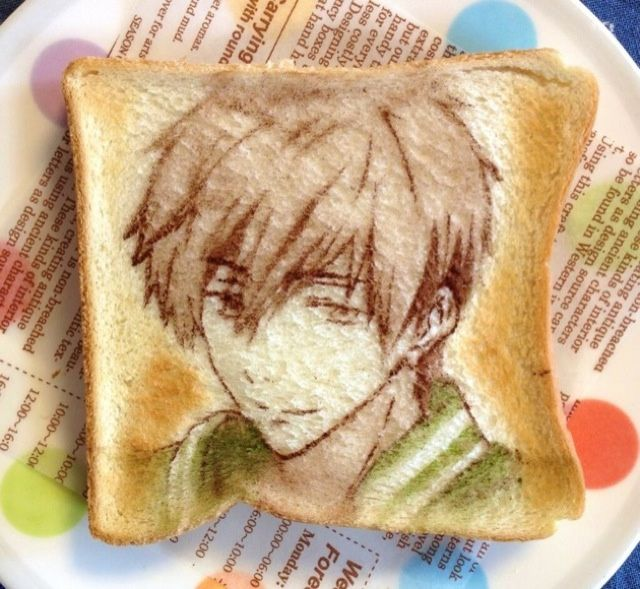 Is Japanese Toast Art the Next Big Thing?