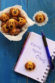Cooking With Love: Cereal Doggies Cookies