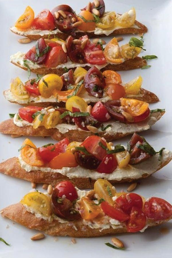 Ina Garten's 13 Best Summer Recipes of All Time #purewow #food #ina garten #recipe #lunch #side dish #dinner