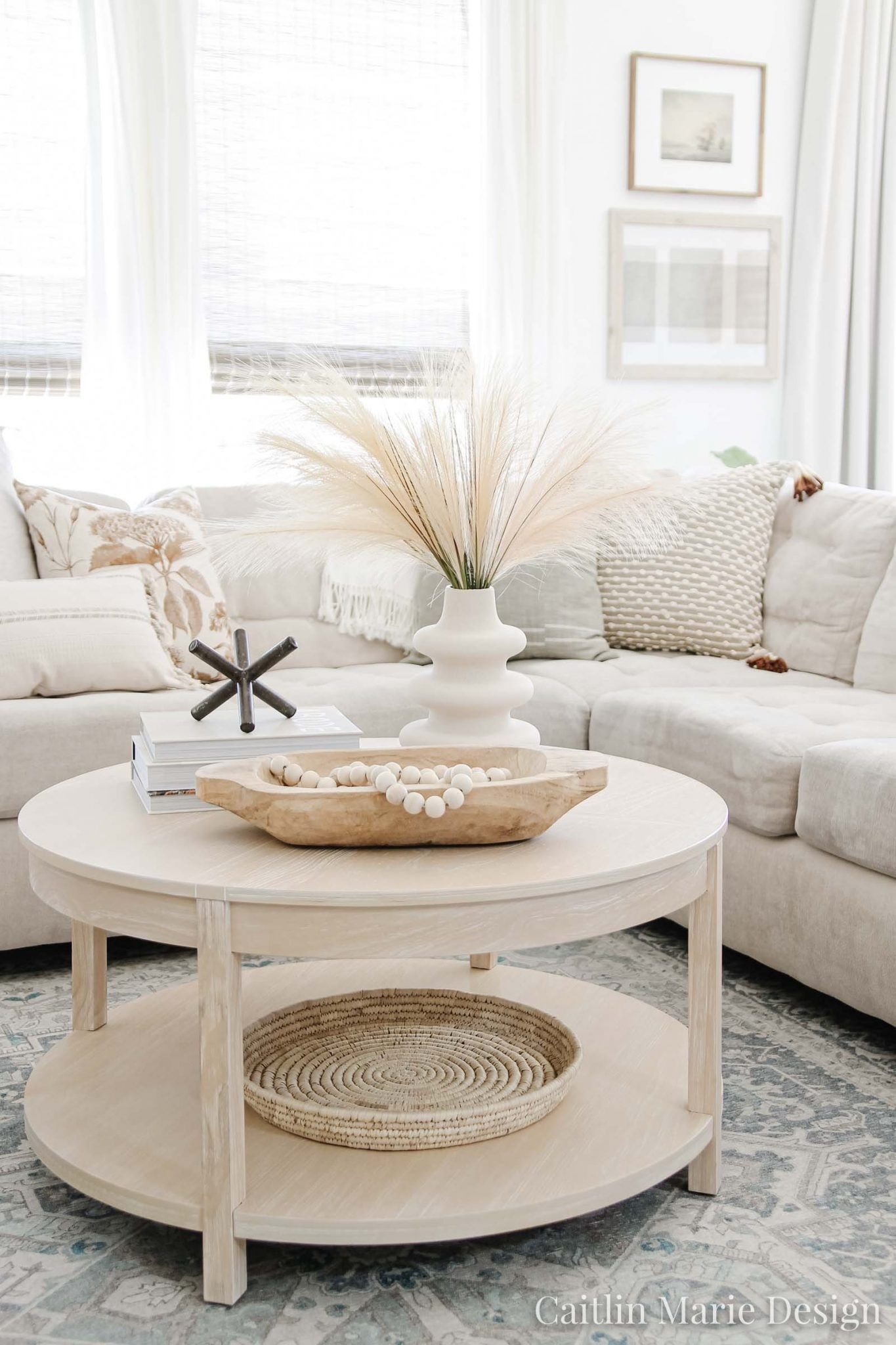 Affordable Coffee Table Round Up All Under 300 Caitlin Marie Design Table Decor Living Room Coffee Table Affordable Coffee Tables [ 2048 x 1365 Pixel ]