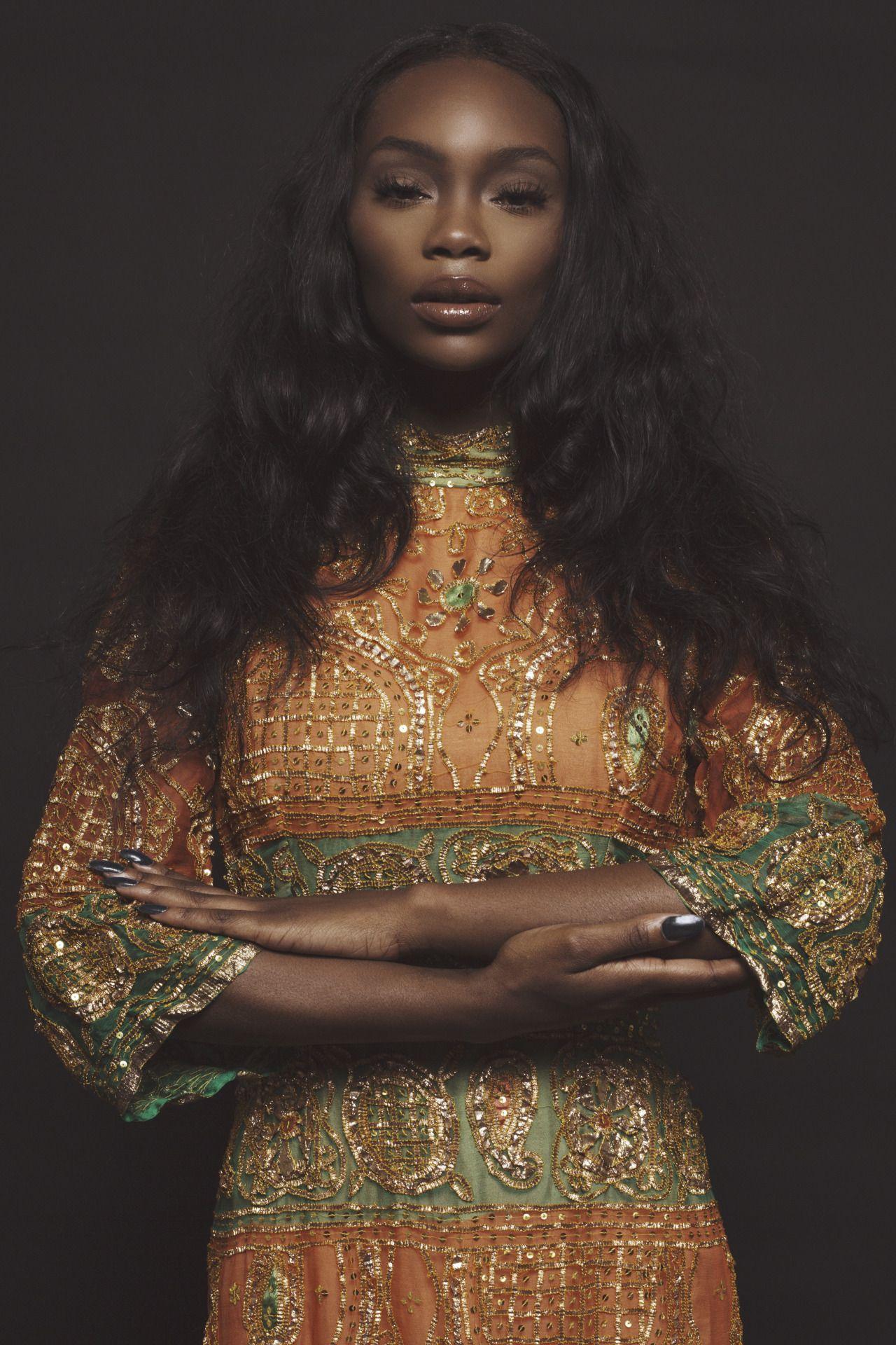 Chasity Samone by Brandon Hicks Black is beautiful