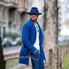 Resultado de imagen para como vestir elegante hombres con sacos y sombreros 8c59a73169a