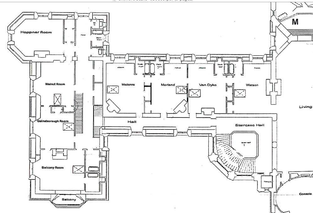 Biltmore 3rd Floor Library Wing Rooms Biltmore House Biltmore Estate American Mansions