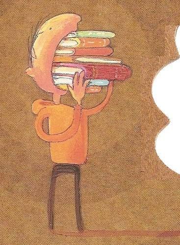 Se i libri fossero di cioccolata ..... di Roberto Piumini