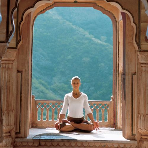 """Yoga teaches more than postures; it teaches you how to trust.""""  ― Kathryn E. Livingston"""