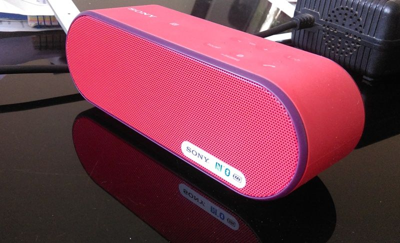 Here is a small review of the sony pumpx srsx2 wireless