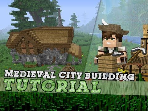 Minecraft Tutorial | MEDIEVAL BUILD | Step by Step