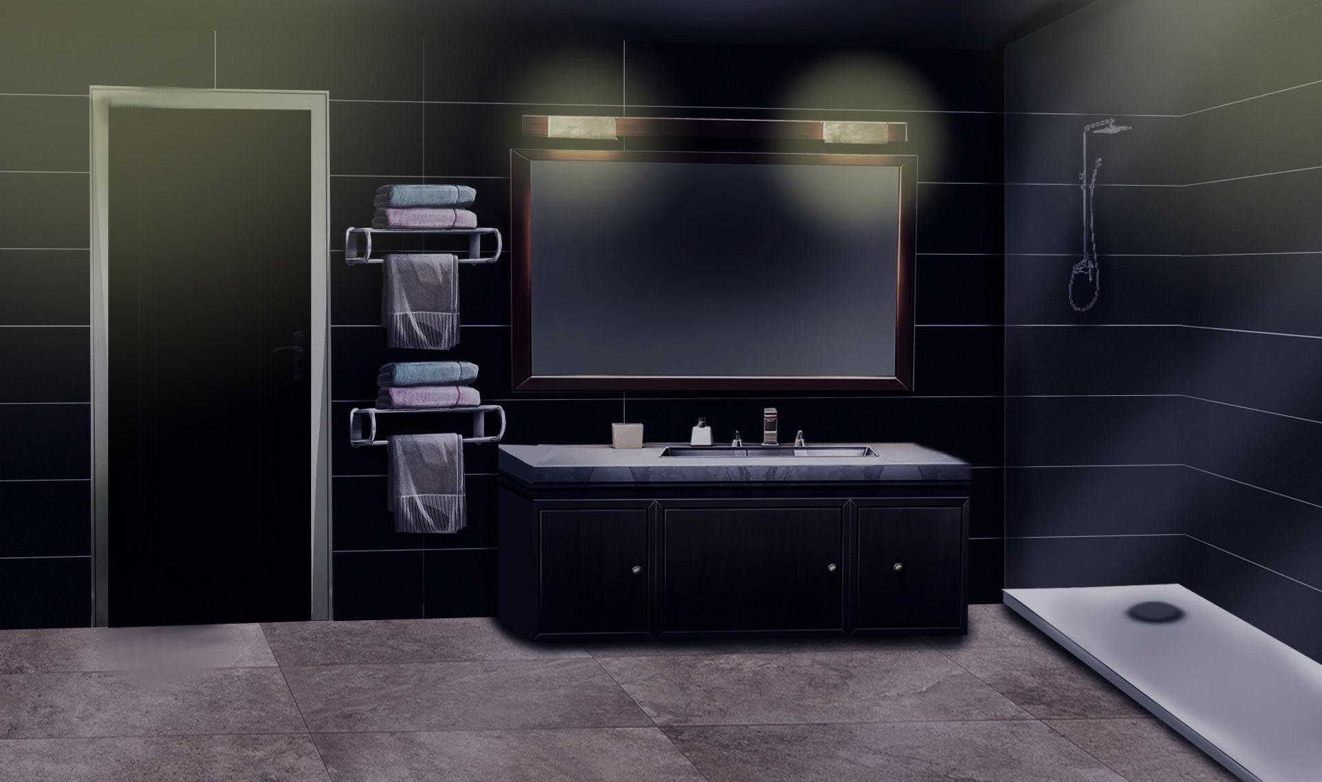 Аниме ванная картинки