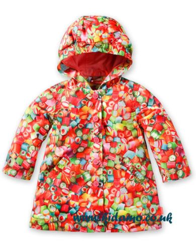 New Oilily Candy Printed Calao Cotton Jacket - Spring/Summer 2013
