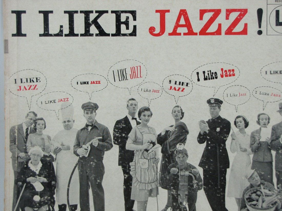 Pin by Smithsonian Folkways Recordings on Vintage Jazz