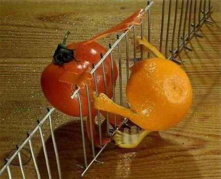 13 Tamas balla ideas | food sculpture, food humor, creative food art