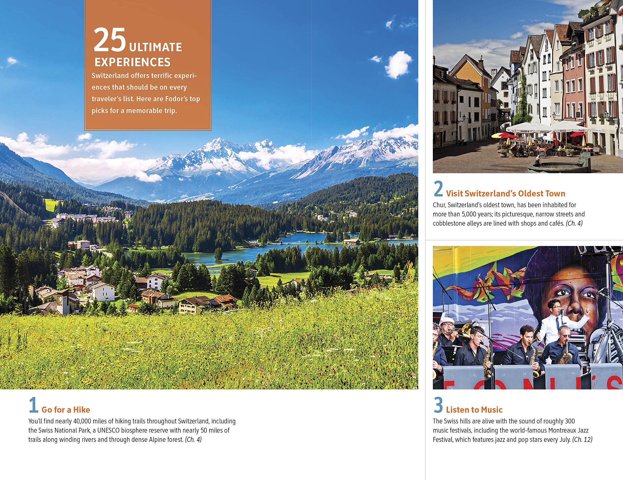 Fodor S Essential Switzerland Full Color Travel Guide Paperback June 12 2018 Full Color Switzerland Fodor Travel Travel Guide Switzerland
