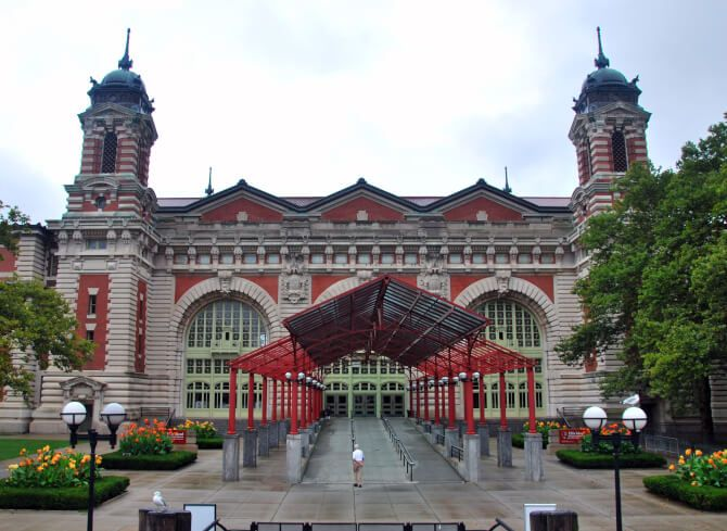 The Ellis Island National Immigration Museum