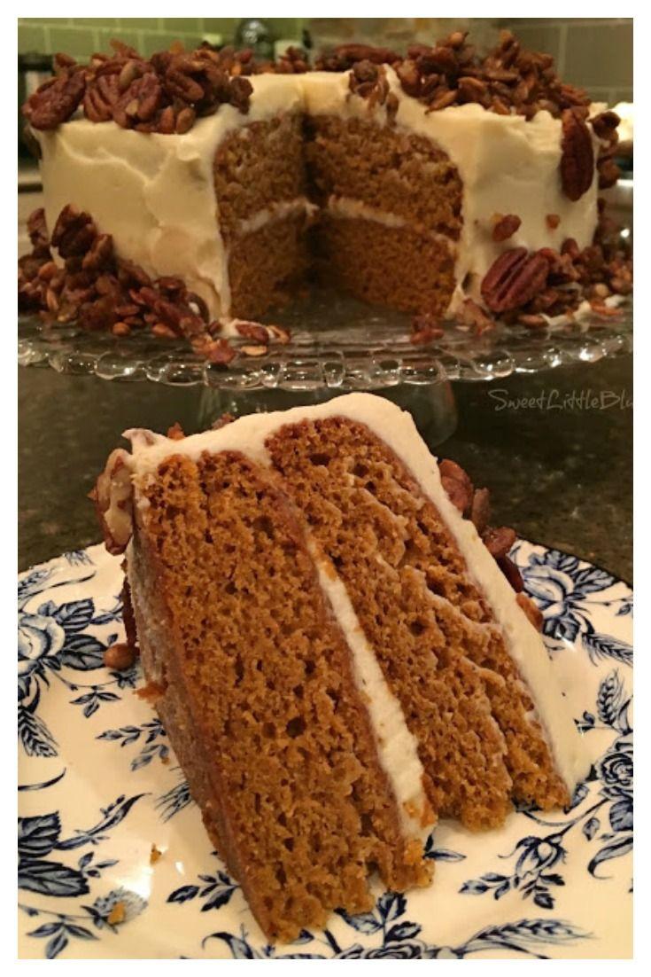 Mini Rum Cake Recipe