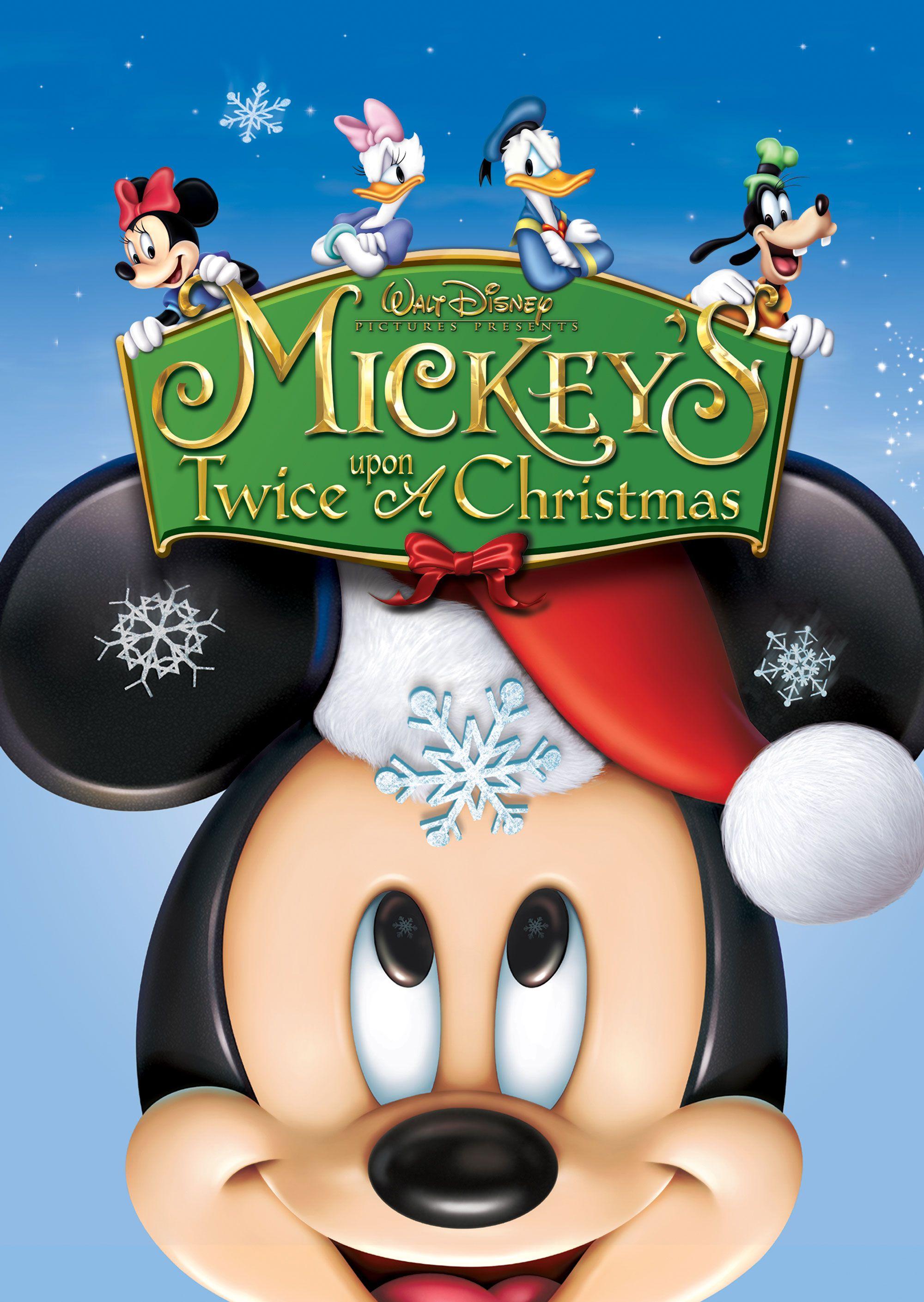 Mickey S Twice Upon A Christmas 12 10 15 Christmas Dvd Christmas Movies Mickey Christmas