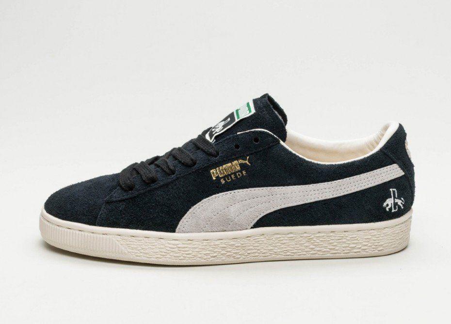 Puma Suede Classic *Rudolf Dassler* (Puma Black Puma White