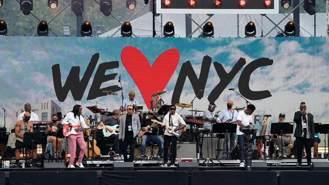 Must Watch Moments From We Love Nyc The Homecoming Concert En 2021 Nyc Central Park Nueva York