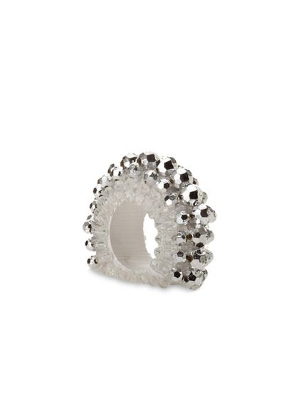 Rock Arch Napkin Ring by Kim Seybert at Gilt