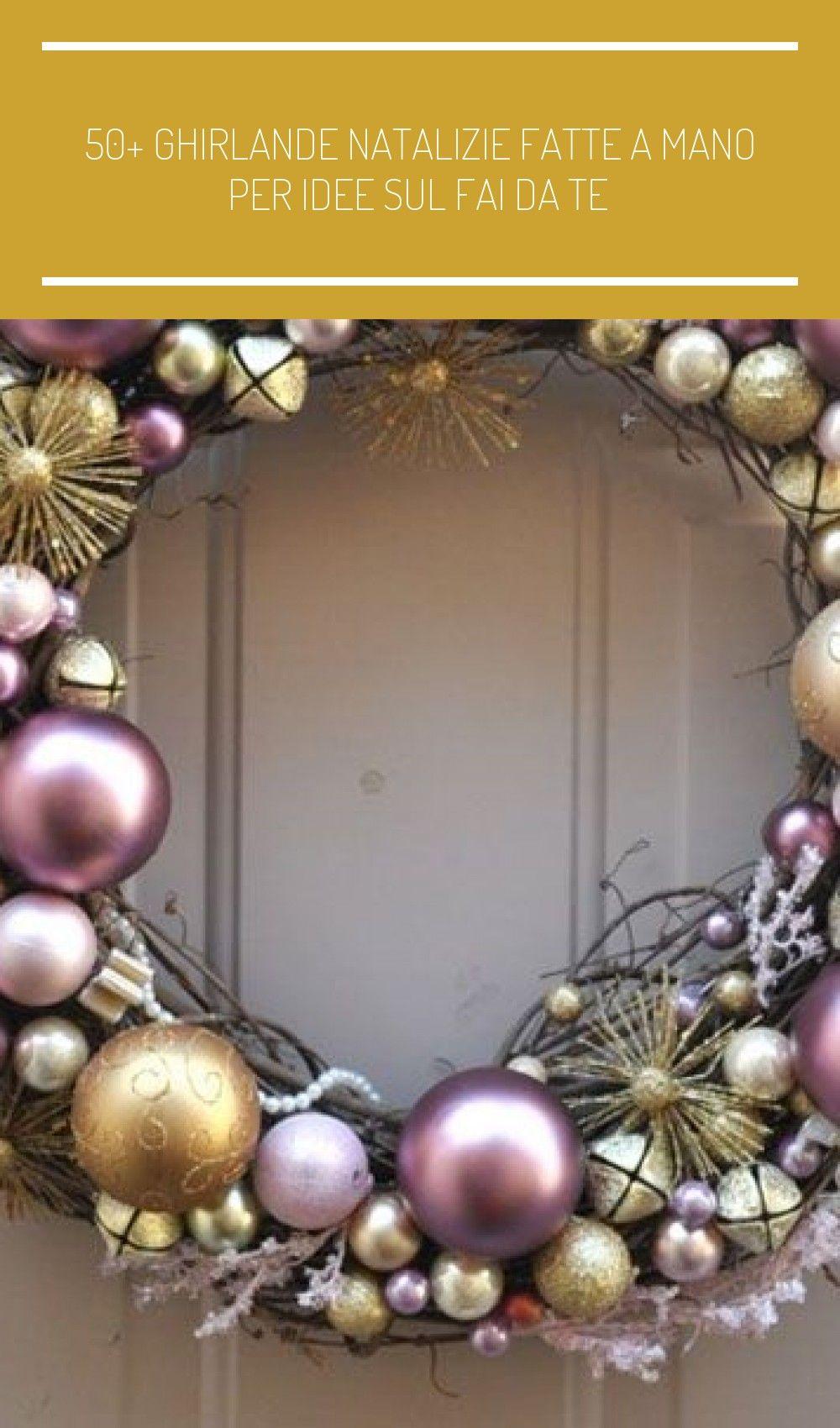 Photo of Diy Christmas Wreaths 16 # fai da te decorazioni natalizie ghirlande 50+ …