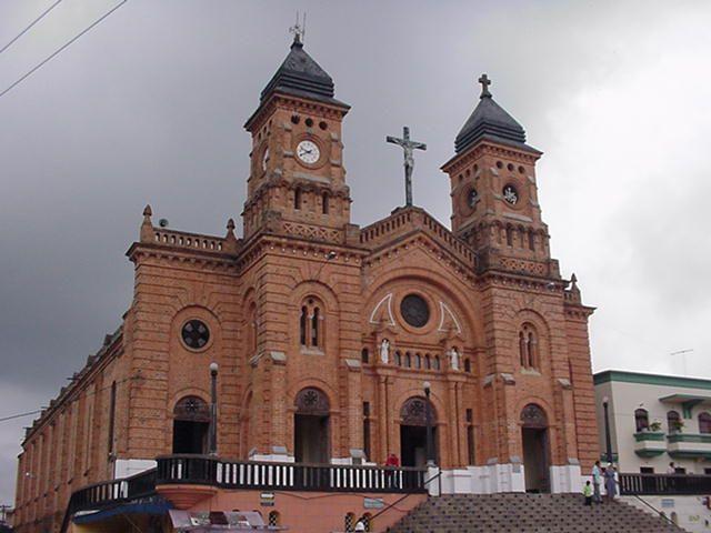 Iglesia Yolombó