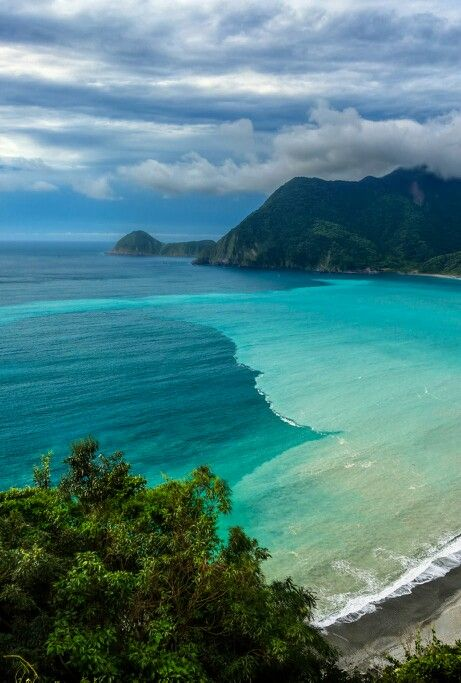 South China Sea. Goddess realm number one.