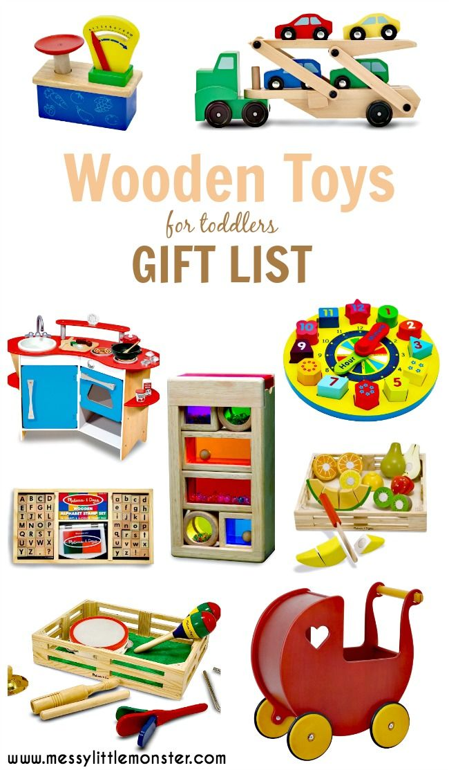 Best Wooden Toys For Toddlers Some Gifting Pinterest Toddler