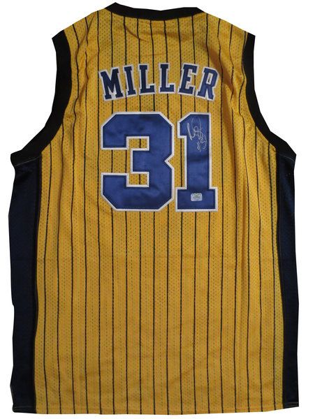 info for 3e976 cd145 Pin by Matt Powers on Sports Autographs | Reggie miller ...