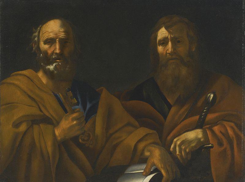 FileRoman School, circa 1620 Saints Peter and Paul.jpg