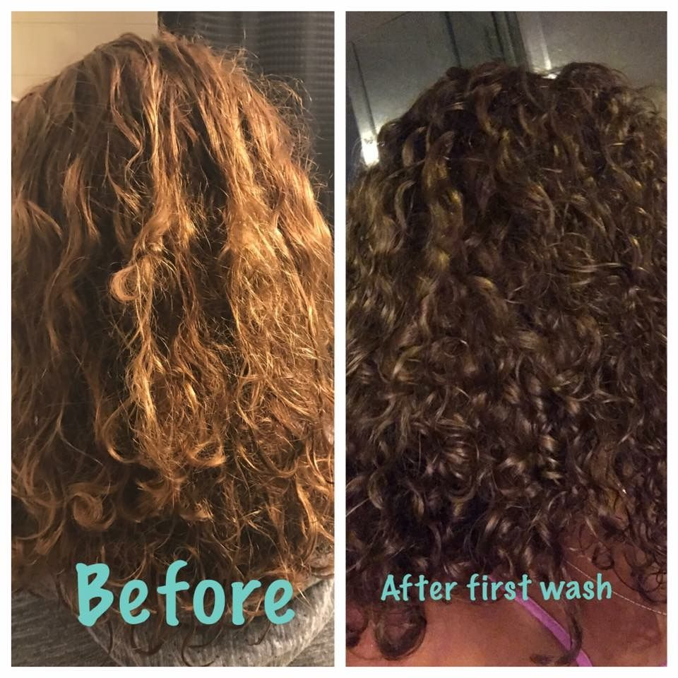 Has your curls fallen straight and frizzy? Try monat Magic