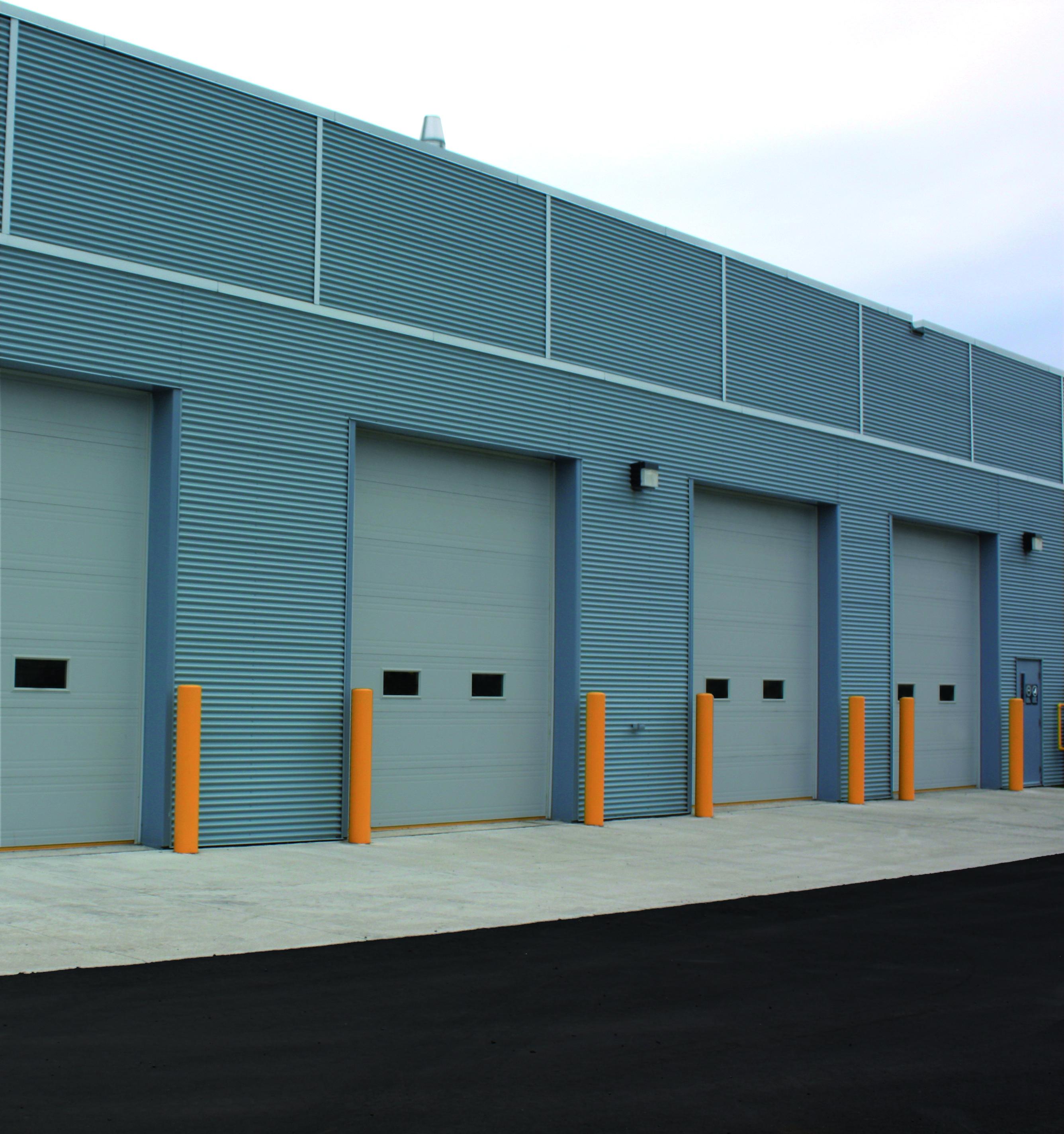 Portes De Garage Commercial Garex In 2020 Garage Door Images
