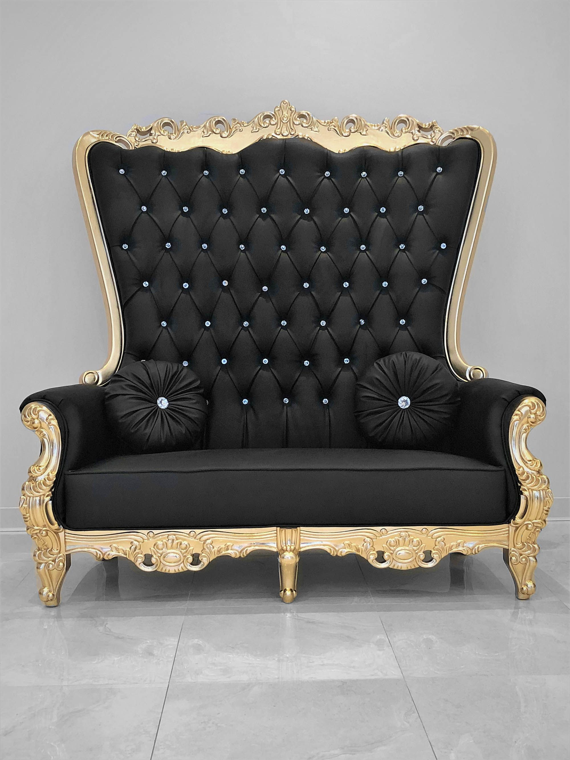 black leather high back dining chairs on double high back chair queen throne in black leather and gold frame upholstered kids chair upholstered bedroom chair vintage dining chairs chair queen throne in black leather
