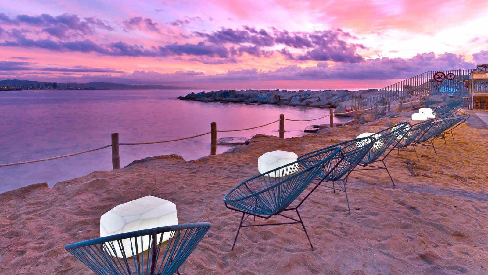 Salt Beach Club at W Hotel Barcelona | Barcelona | Beach