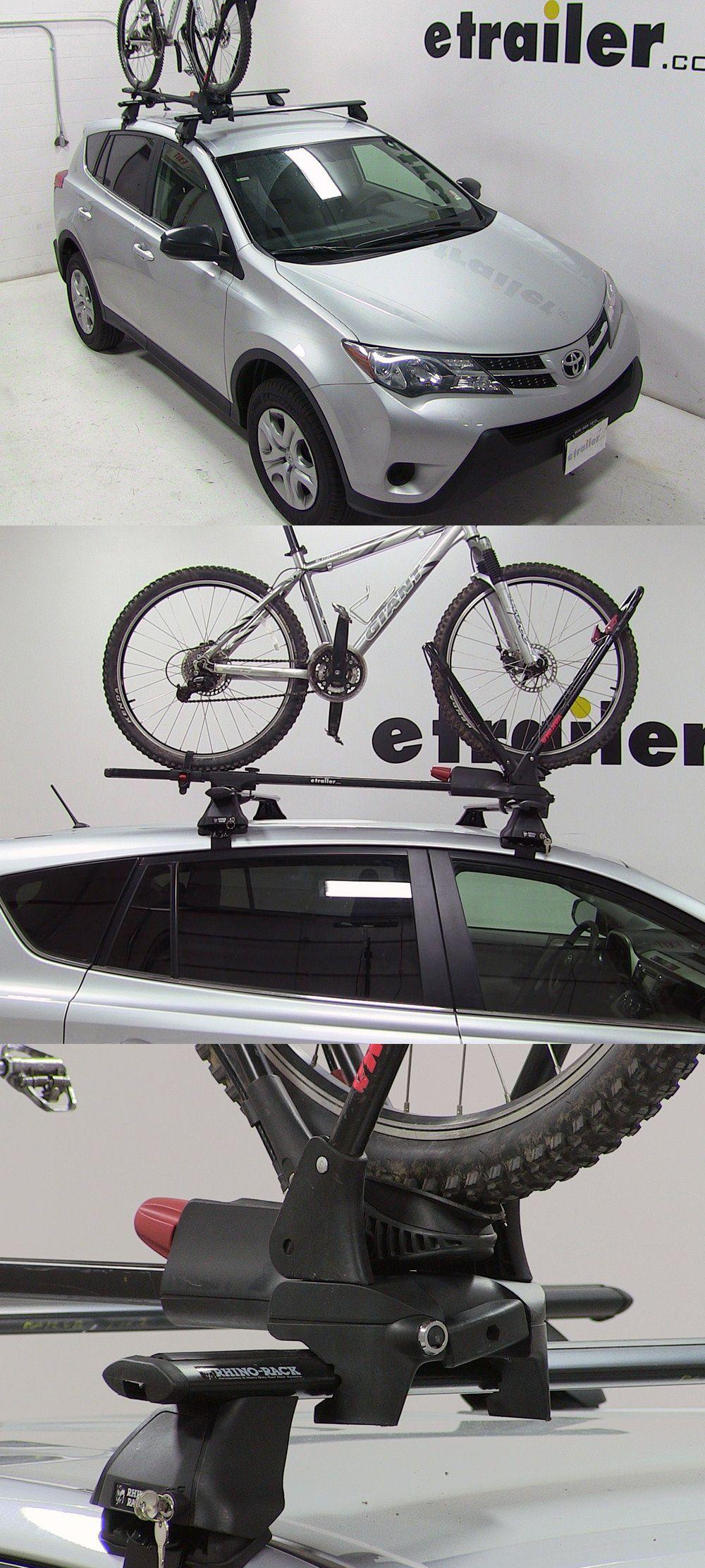 Yakima Frontloader Wheel Mount Bike Carrier Roof Mount Yakima