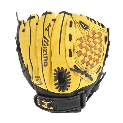 The Mizuno Youth Prospect 11 5 Utility Glove Features Powerclose Technology To Help Young Players Learn How To Catch The B Youth Baseball Gloves