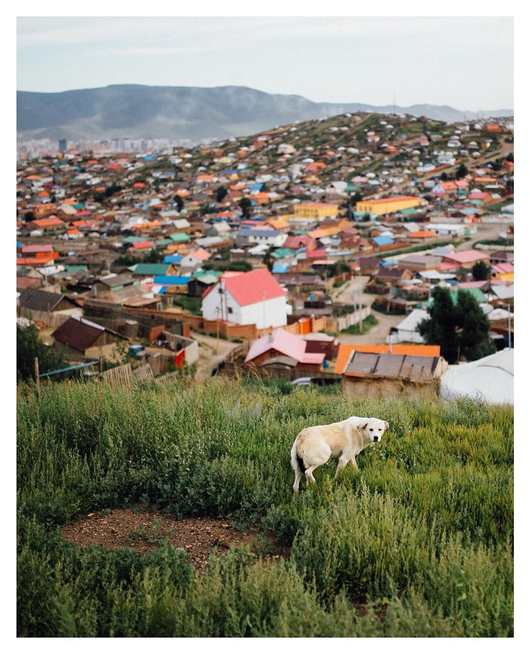 Jussi Ulkuniemi On Instagram Welcome To Ger District Ulaanbaatar Mongolia 2014 Really Recommend Reading About This Place