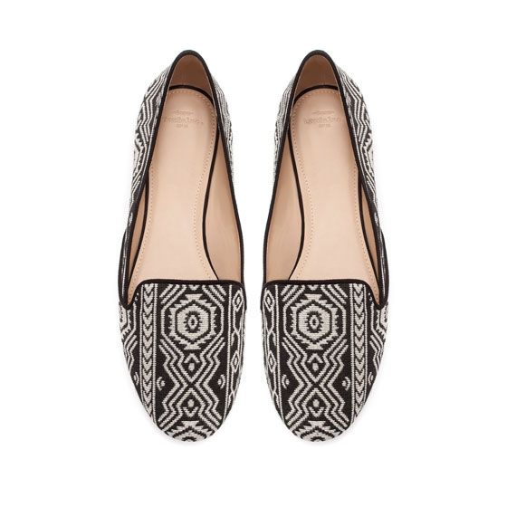 ETHNIC SLIPPER - Shoes - TRF - ZARA Germany
