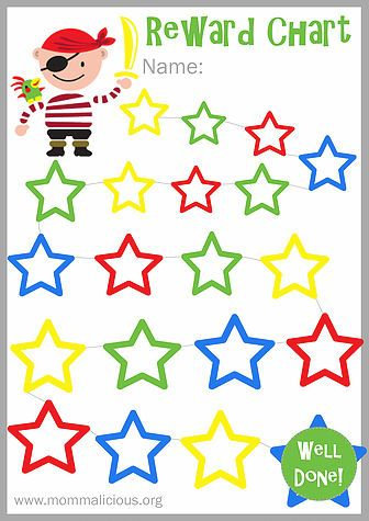 Free reward charts for your little ones! Parenting Love