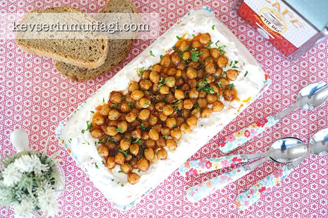 Chickpea Salad With Yogurt Recipe
