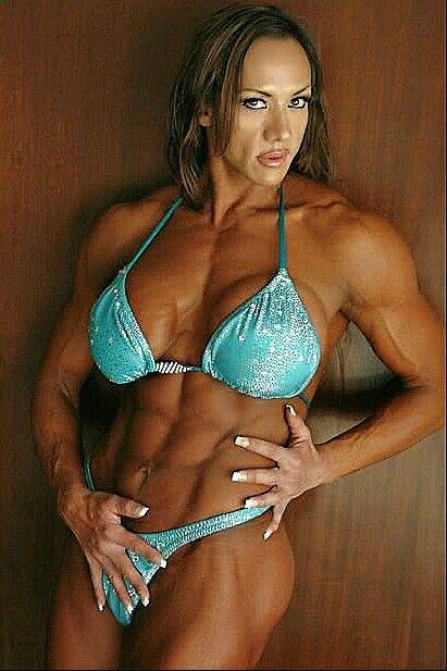 Amber DeLuca   Body building women, Muscle women, Fitness