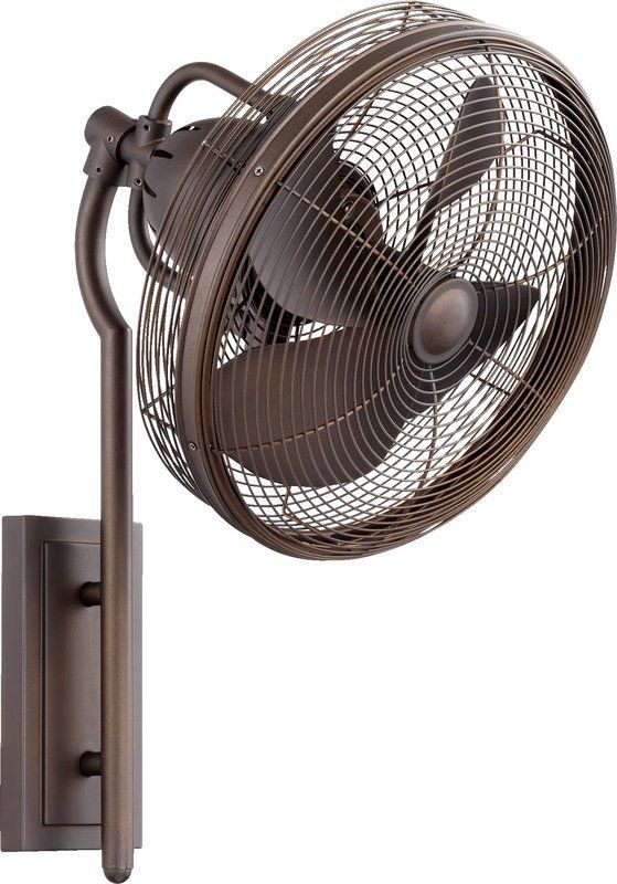 Quorum International 92413 Products Outdoor Wall Fan