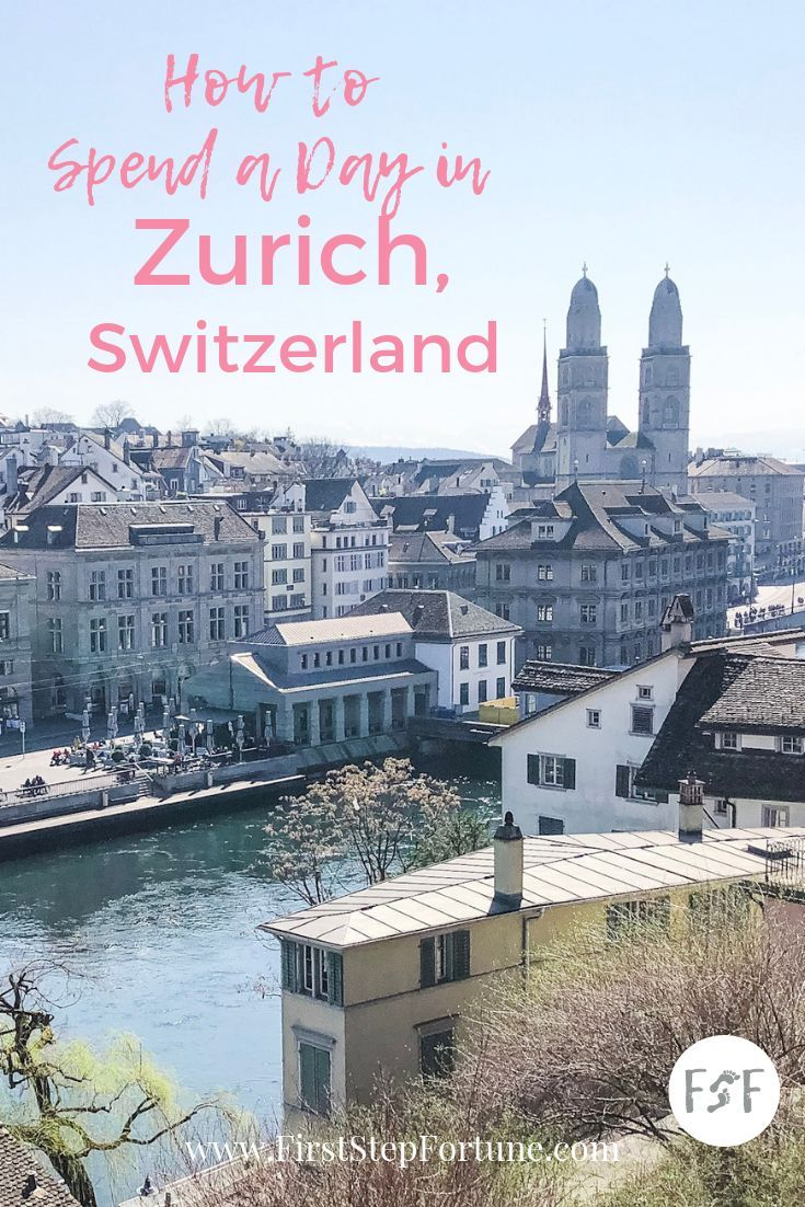 How to spend a day in zurich switzerland mathers on the