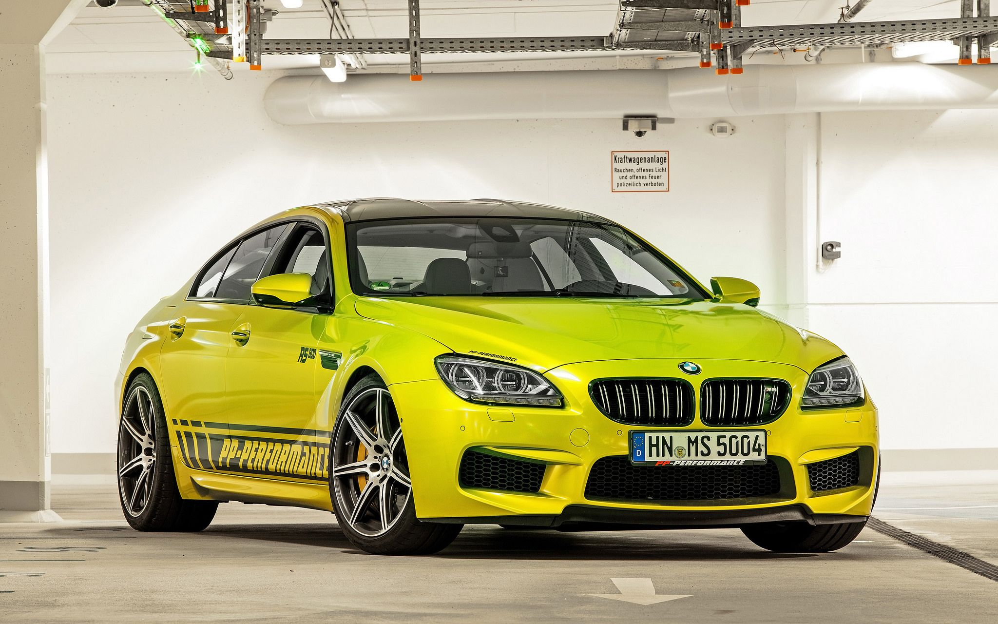 2014 Pp Performance Bmw M6 Rs800 Gran Coupe Bmw M6 Bmw Gran Coupe