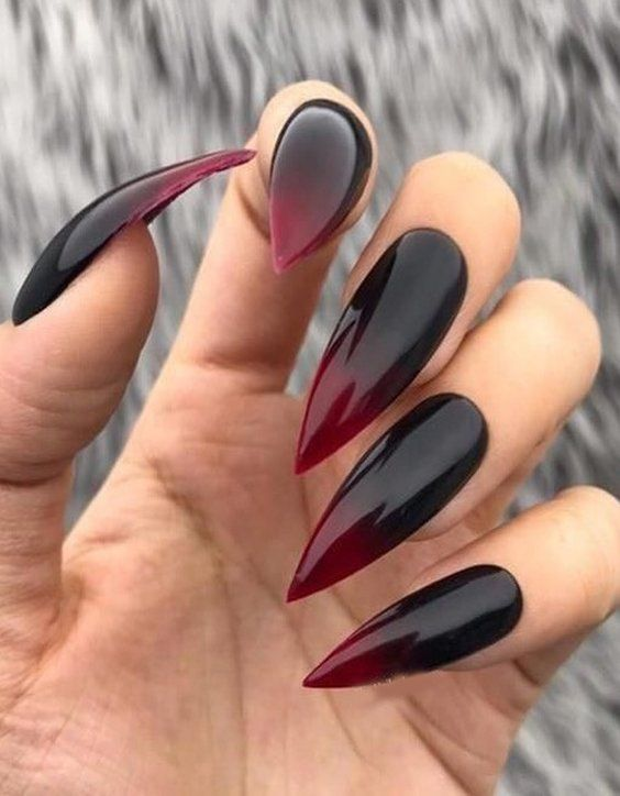 Elegant & Cute Nails Style In 2020 in 2020 | Halloween ...