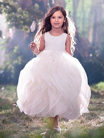 Alfred Angelo 720, Size: 0 | Flower Girl Dresses | Alfred angelo ...