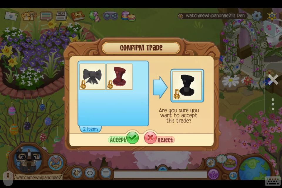 Image of: Friendship Traded This Today On Animal Jam Got Beta Black Top Hat For My Red Top Hat And Black Jamaa Bow Pinterest Traded This Today On Animal Jam Got Beta Black Top Hat For My