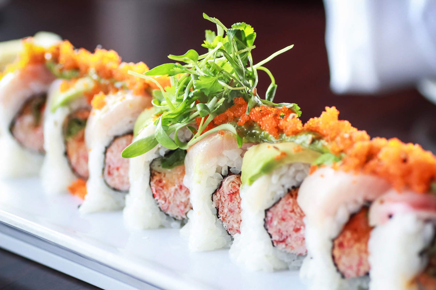 These Are San Diego S Finest Sushi Spots Best Sushi Sushi Recipes Homemade Japanese Food Sushi