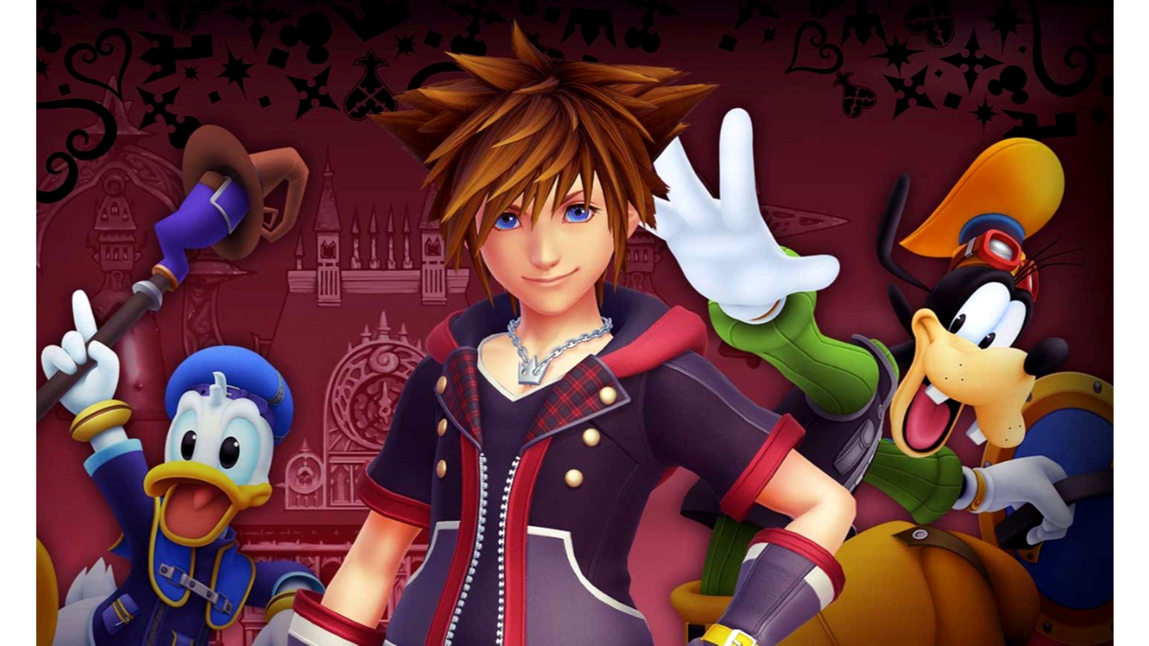 Wallpaper 4K Kingdom Hearts Gallery di 2020