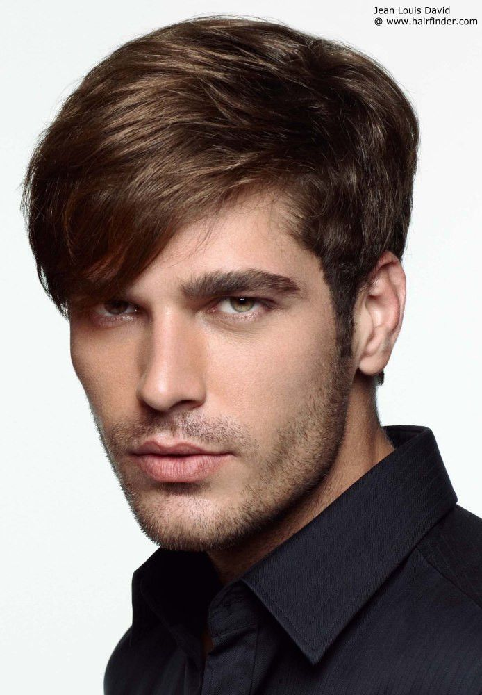 Preppy Short Hairstyles For Young Men Men S Hair Cut Short At The
