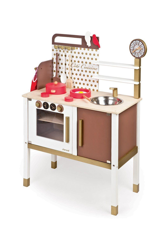 Janod 06520 Jeu D Imitation Maxi Cuisine Chic Amazon Fr Jeux